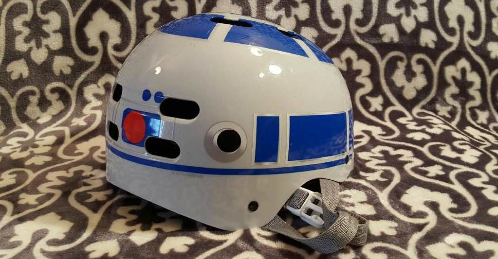 What Others Say About Bell Child Star Wars Multi-Sport Helmet