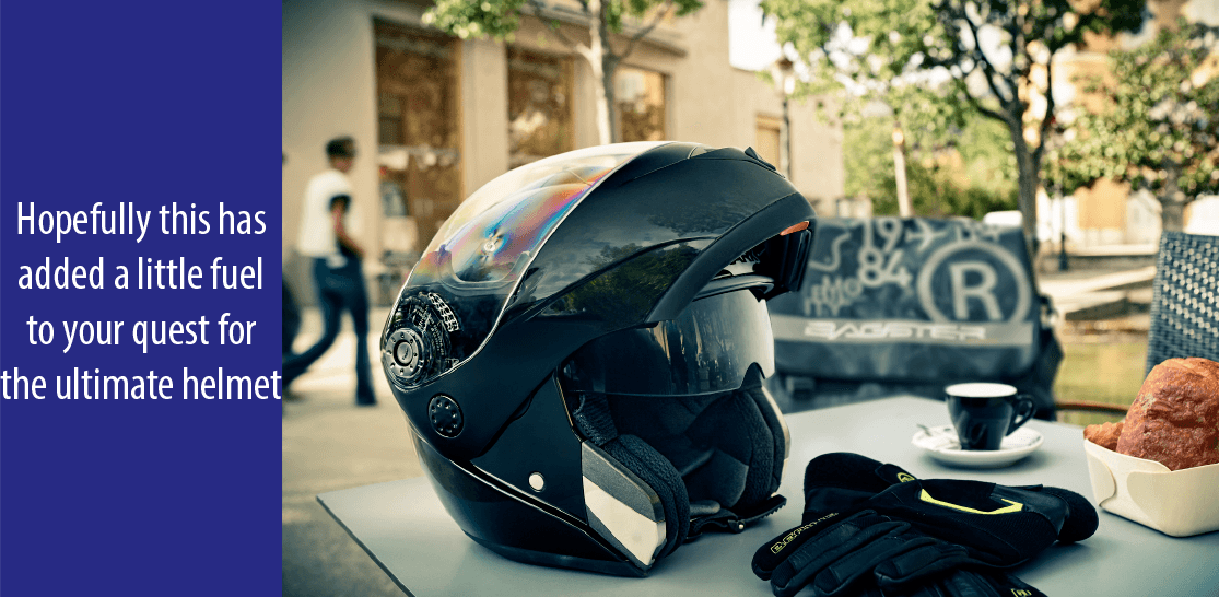 Other things to look for on how much are motorcycle helmets