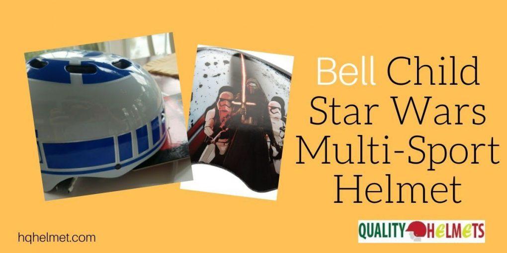 Bell Child Star Wars Multi-Sport Helmet Reviews
