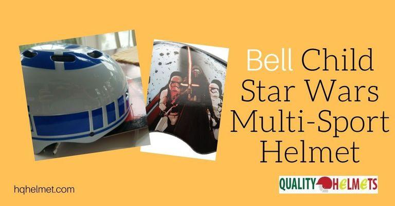 Bell Child Star Wars Multi-Sport Helmet Reviews