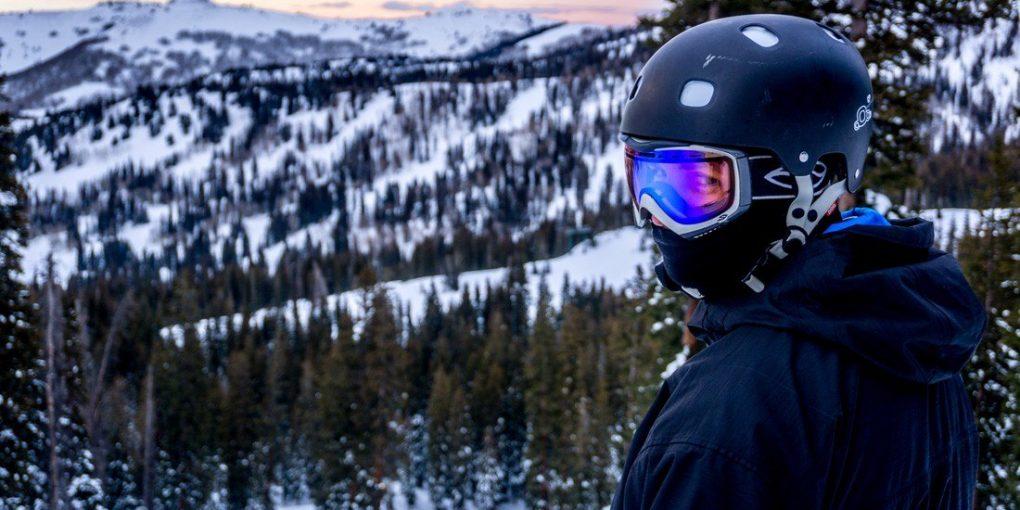 Traverse Dirus Convertible Ski helmet