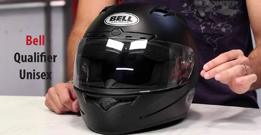 Bell Qualifier Unisex Adult Full Face Helmet
