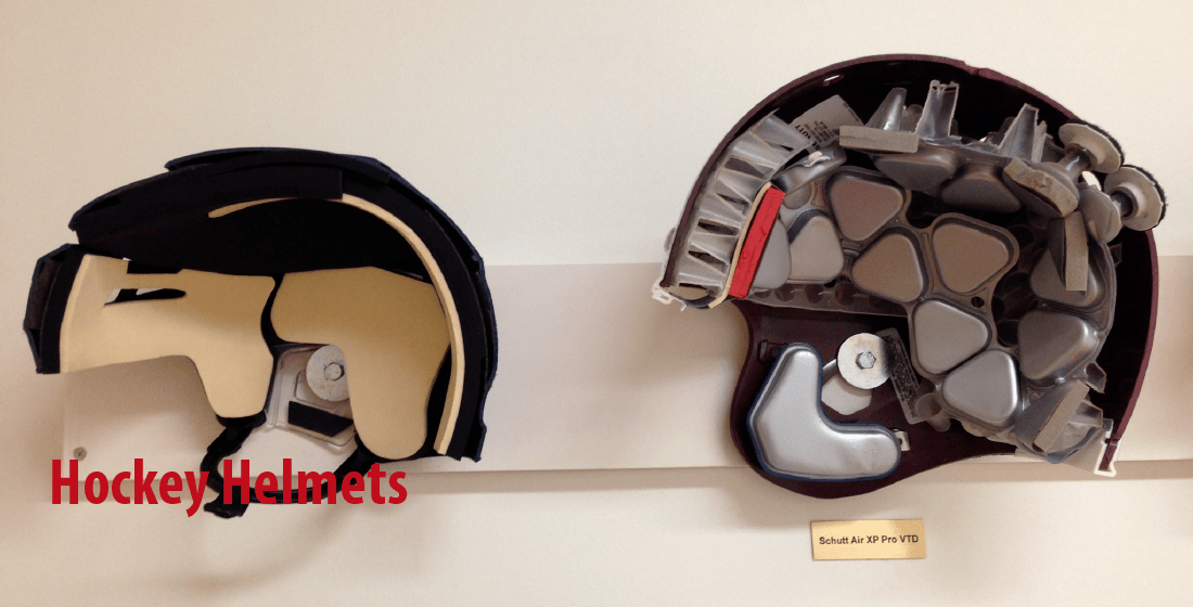 How Are Hockey Helmets Made