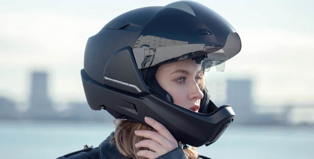 How Motorcycle Helmets Work