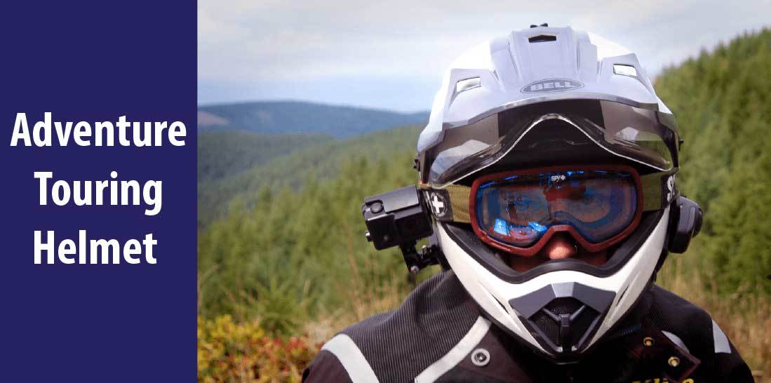 best adventure touring helmet