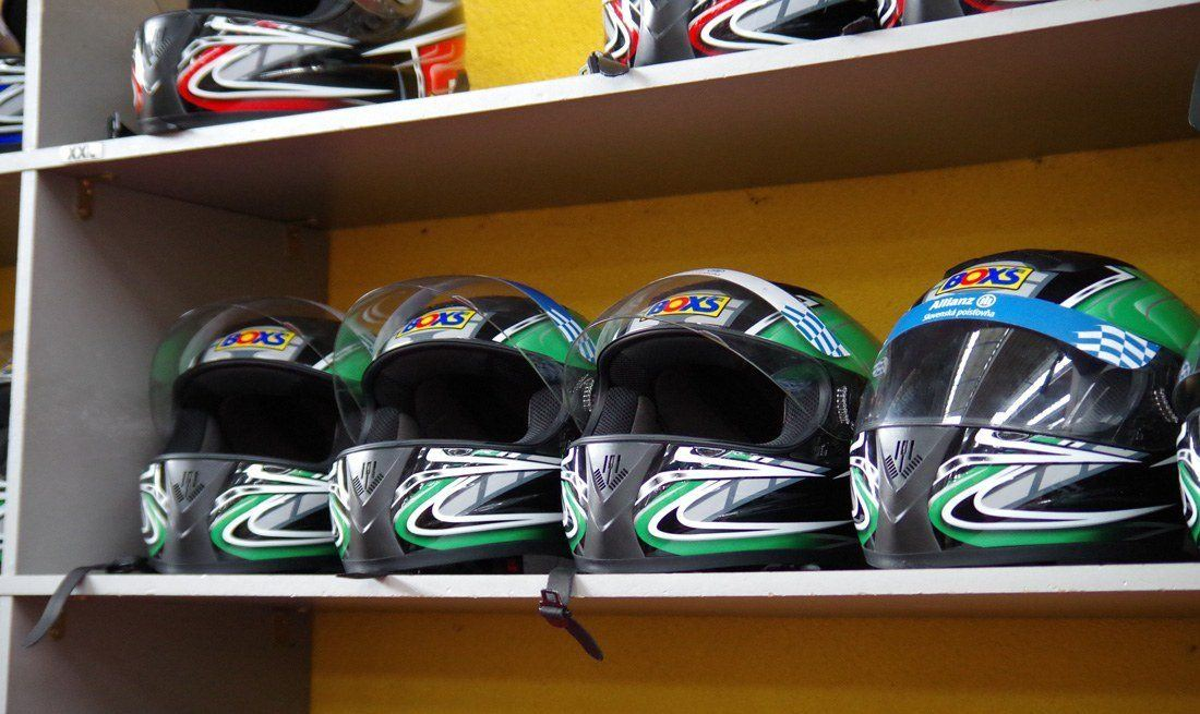 How It's Made Motorcycle Helmets
