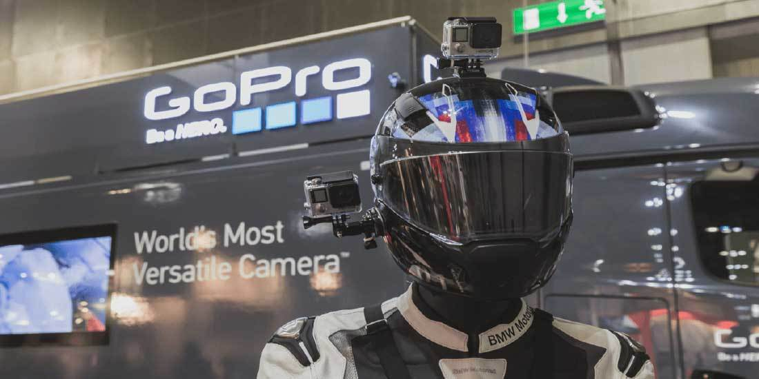 motorcycle helmet cam review