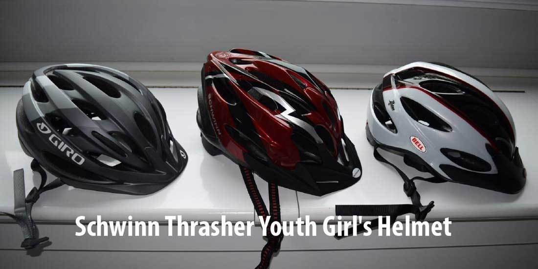 Schwinn Thrasher Youth Girls Helmet Review