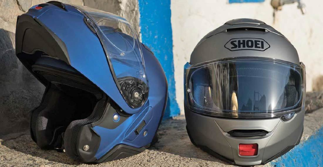 Shoei is a great helmet