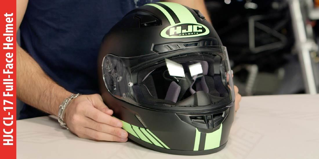 HJC CL-17 Full-Face Motorcycle Helmet Review