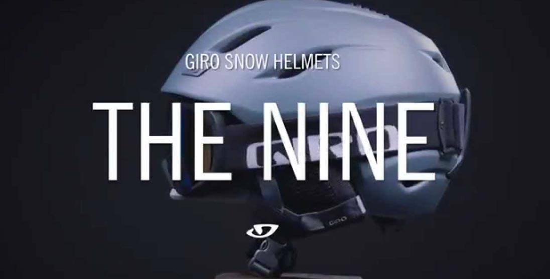 About Giro Nine helmet