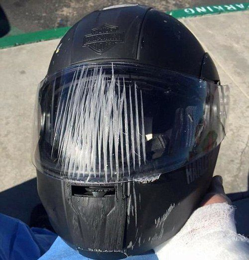 When To Replace Helmets Face Shields